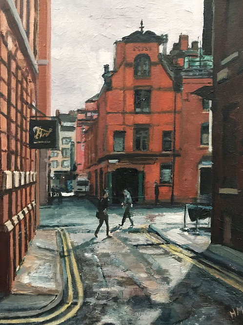 Stevenson Square, Northern Quarter, Manchester
