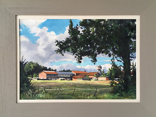 Farm in the Charente (Summer 2021)
