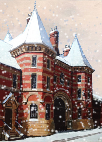 Old gatehouse A4 in the snow ii.jpg