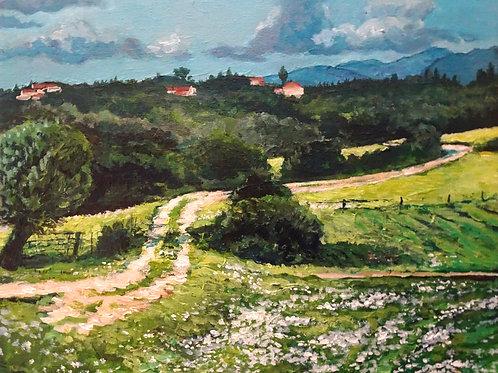 Erisos near Agios Iohannes