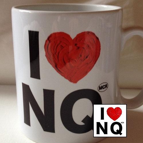 Mug: I 'heart' NQ