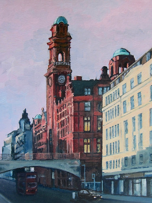 The Principal,  Manchester (A4)