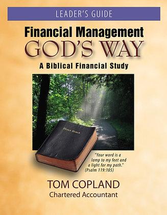 Financial Management God's Way – Leader's Guide