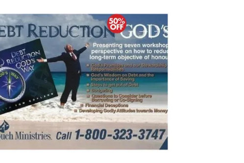 Debt Reduction God's Way for Individuals – DVD