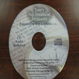 Tom's Top Financial Moments – CD