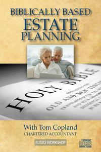 Biblically Based Estate Planning – CD