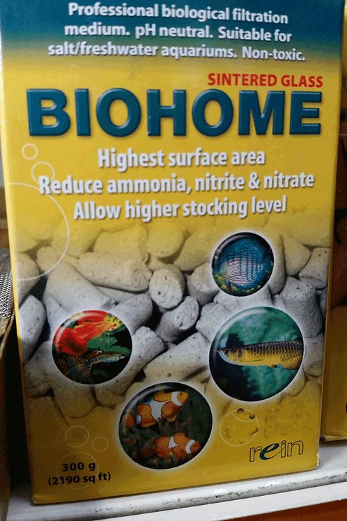 BIOHOME Sintered Glass 300g