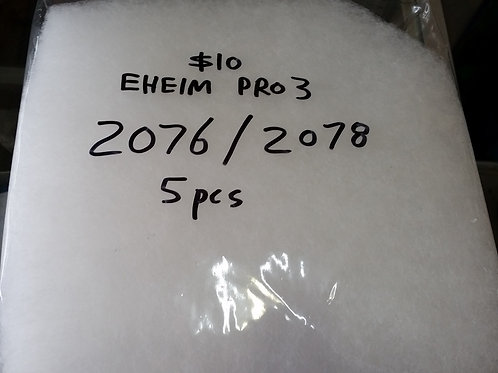 Filter Wool for EHEIM Pro 3 2076/2078