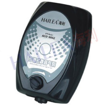 HAILEA Adjustable Silent Air Pump