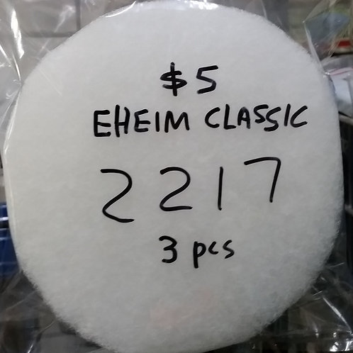 Filter Wool for EHEIM Classic 2217