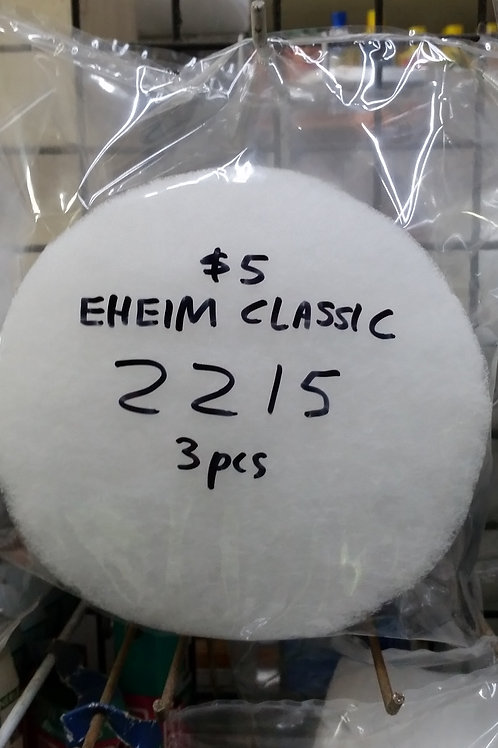 Filter Wool for EHEIM Classic 2215