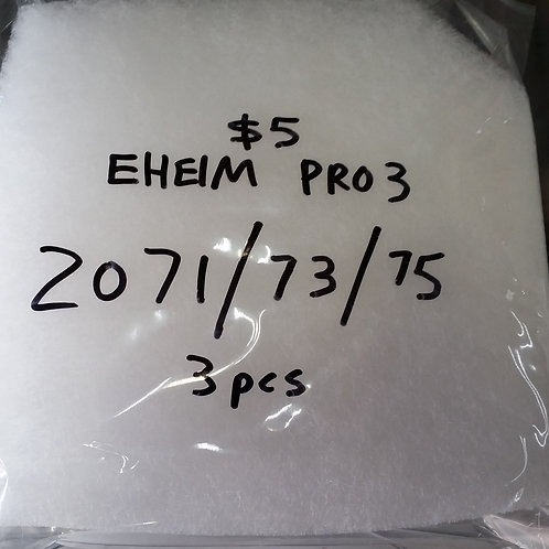 Filter Wool for EHEIM Pro 3 - 2071/73/75