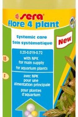 Sera Flore 4 plant (250ML)