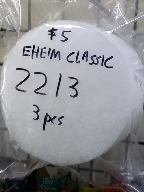 Filter Wool for EHEIM Classic 2213