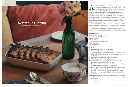 Bridport Times / Monmouth Table