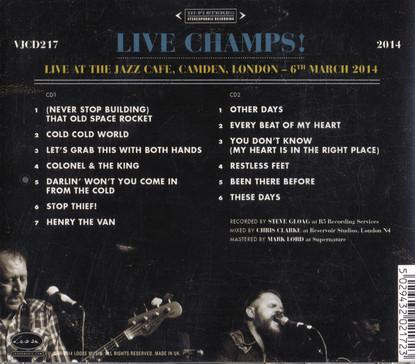 CHAMPS - LIVE