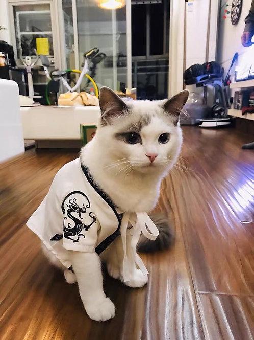 漢服龍紋 寵物衣服(貓狗適用)