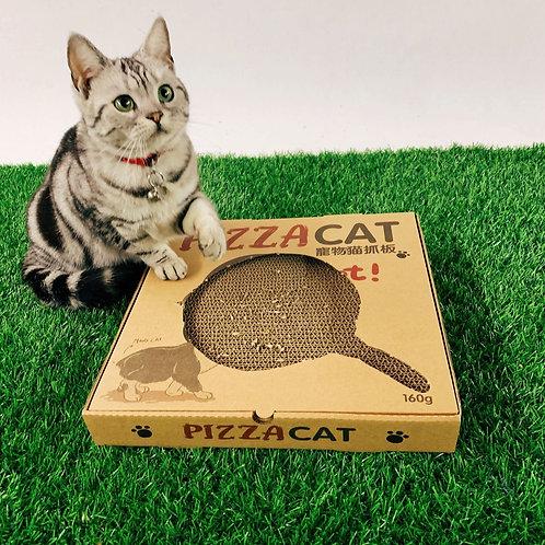PIZZA盒貓抓板