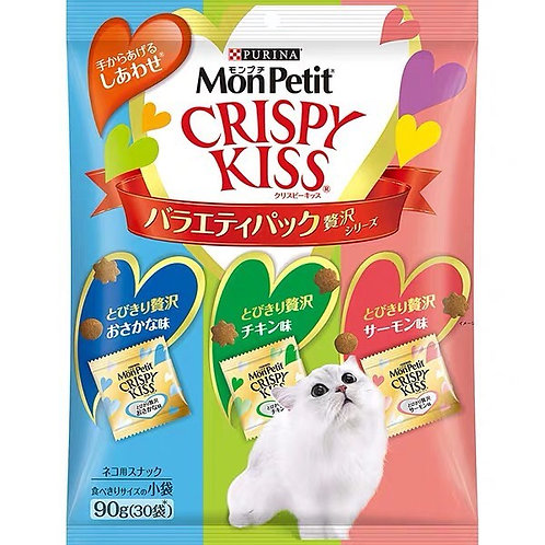 Purina MonPetit crispy kiss 潔齒小餅乾
