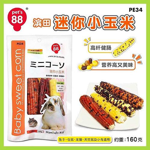 濱田迷你小玉米 約160g