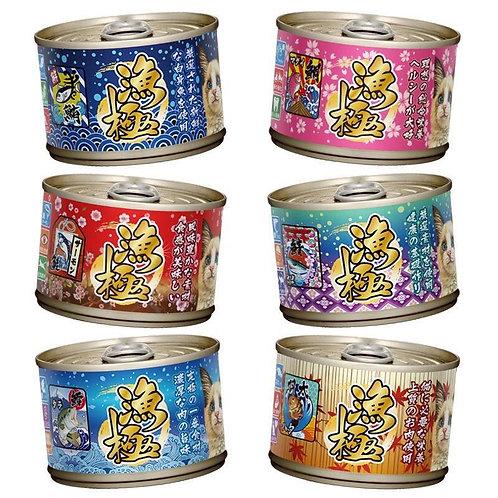 漁極 貓主食罐160g