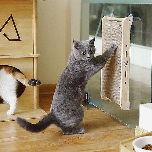 貓抓板 可貼玻璃/ 瓷磚 /光滑平面