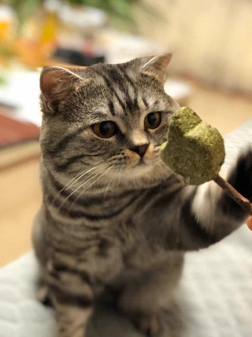 貓薄荷+木天蓼棒棒糖