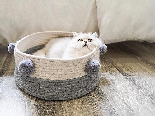 綿線 寵物窩(貓狗適用)
