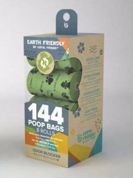 環保便便袋 撿便袋 144個裝