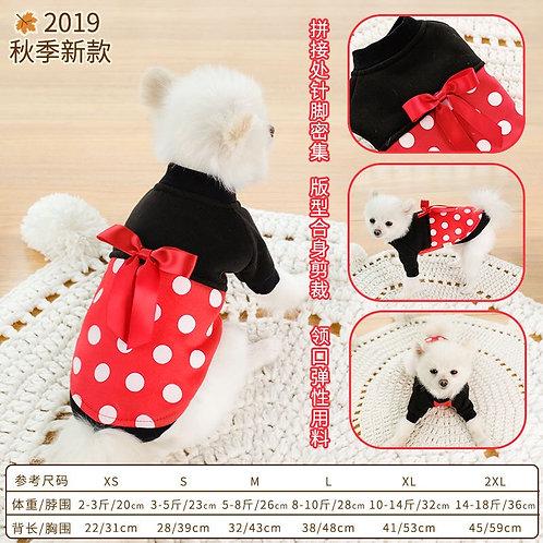 寵物衣服 秋冬衣服 (貓狗適用)