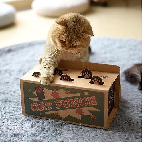 貓咪打地鼠