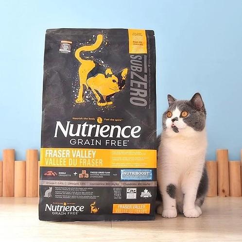 Nutrience紐崔斯 凍乾貓糧2.27kg