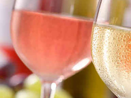 The perfect summer sister wine - Rose'