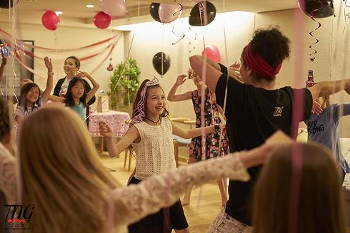 Tokyo Birthday Party entertainment