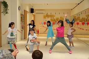 キッズ誕生日バーティ Tokyo birthday party