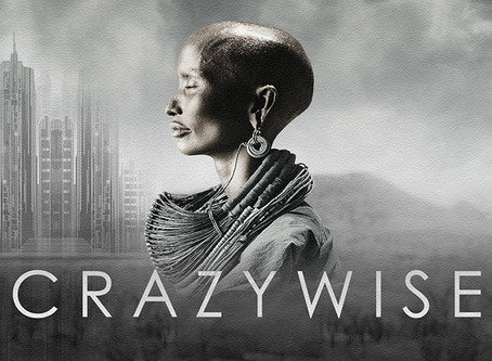 CRAZYWISE Conference through the eyes of Sean Blackwell.
