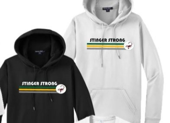Stinger Strong Hoodie