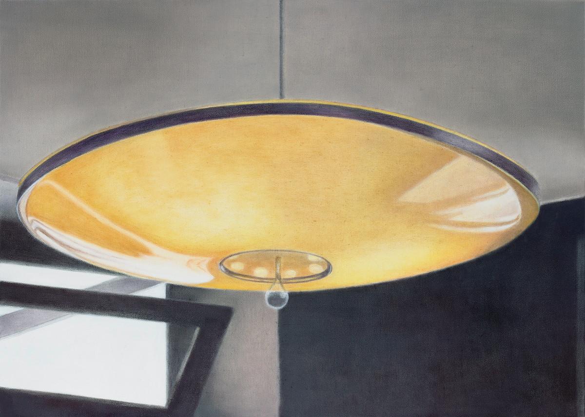 Serie Lampen 2011 Öl/Lw 50x70cm