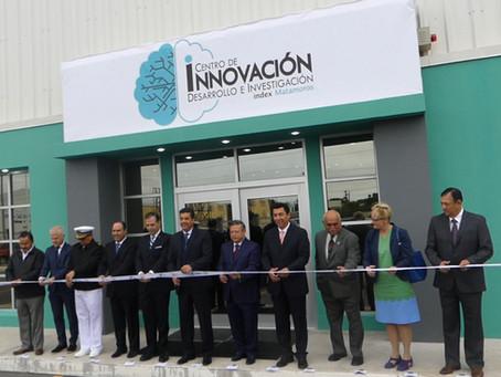 Inauguración del Centro de Innovación Desarrollo e Investigación