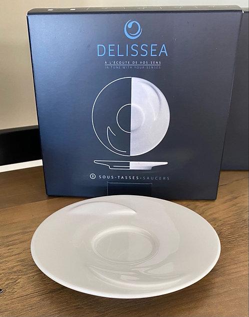 sous-tasses DELISSEA