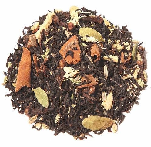 Chaï thé noir BIO (sachet 100g)