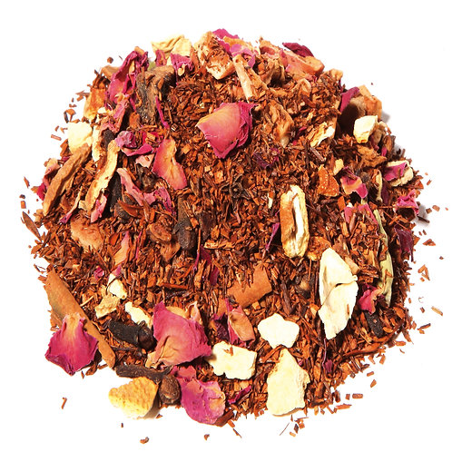 Rooibos de Noël BIO (sachet 100g) - Saveur cannelle-orange