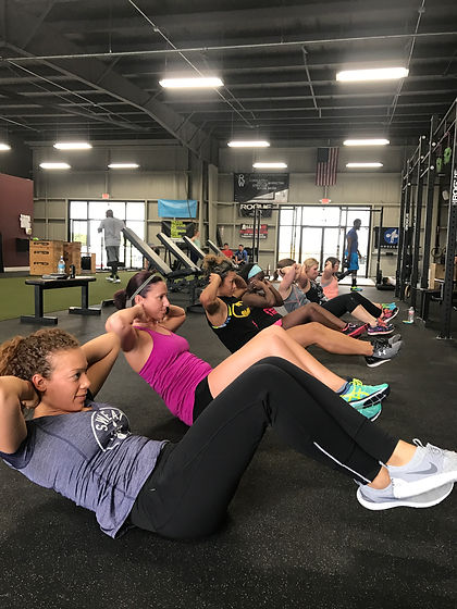 Home | Pearland Strength & Conditioning