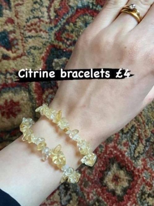 Citrine Bracelets