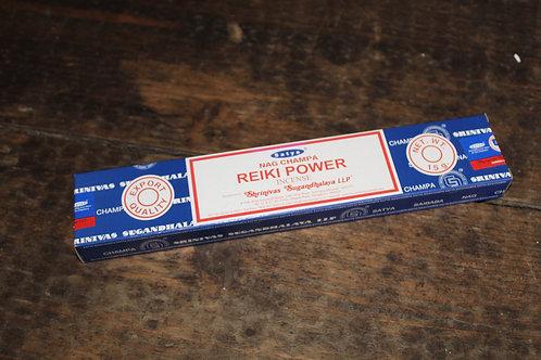 Reiki Power Incense