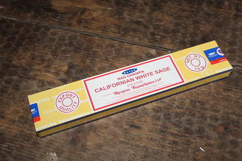 Californian White Sage Incense
