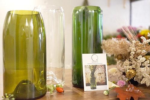 """Les superbes vases"""" Q de bouteille"""""""