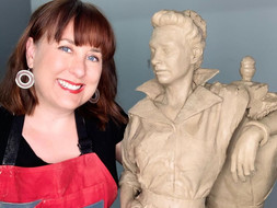 Claire's Sculptor Featured Speaker