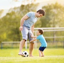 Dad and Lad Football Coaching