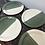 Thumbnail: Grande assiette plate Vert Gazon
